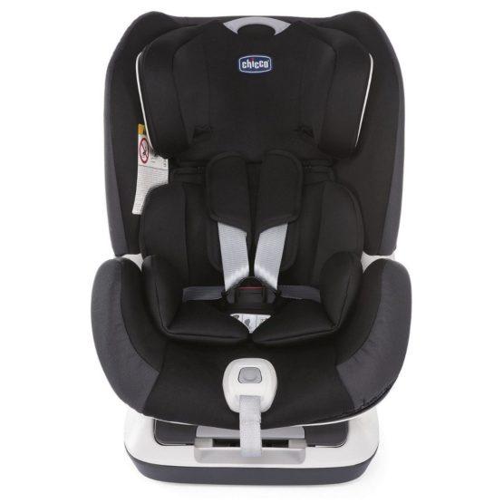 Автокресло Seat Up 012 Jet Black (0-25 kg) 0+