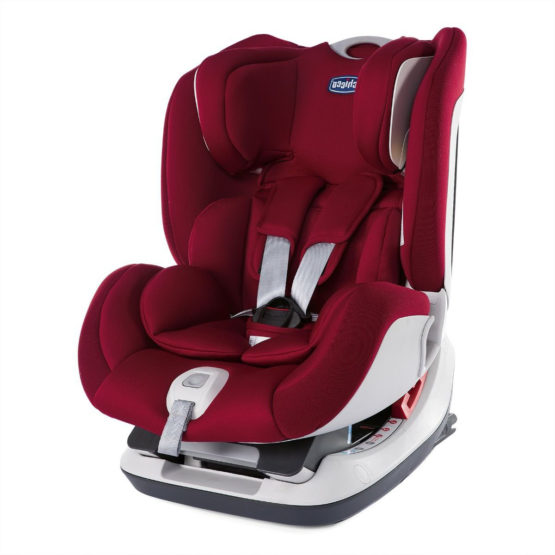 Автокресло Seat Up 012 Red Passion (0-25 kg) 0+