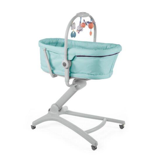 Кроватка-стульчик Baby Hug 4-в-1 Aquarelle