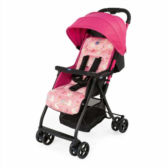 Прогулочная коляска Ohlala 2 Pink Swan