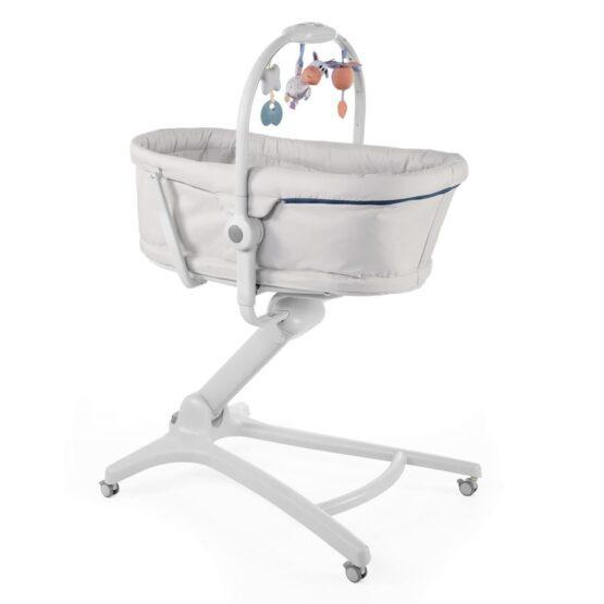 Кроватка-стульчик Baby Hug 4-в-1 Glacial