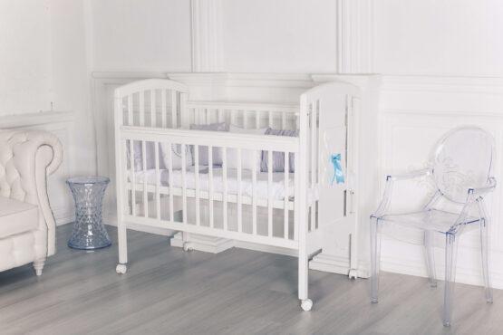 Кровать детская Incanto HUGGE, белый